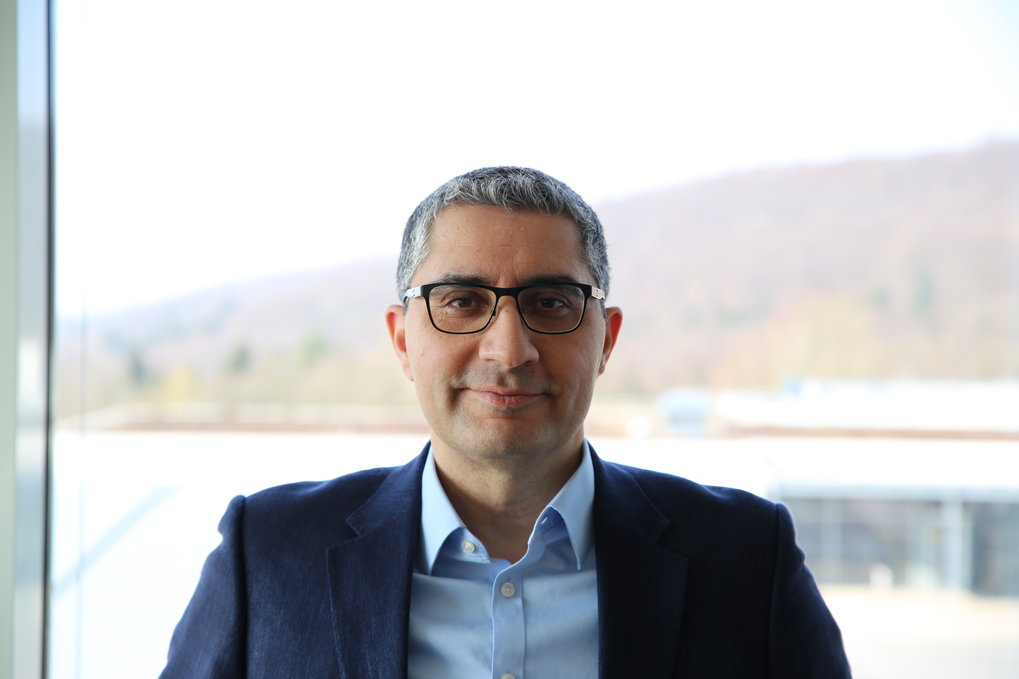 Ramin Golestanian new Director at the MPI for Dynamics and Self-Organization